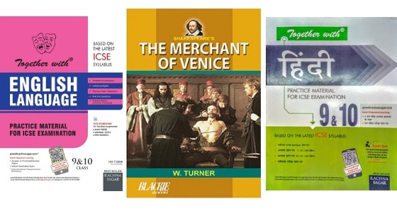 Best Books for ICSE 2019 | Check the Best Reference