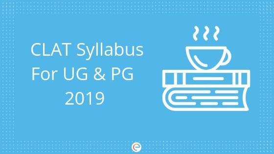 CLAT Syllabus 2019