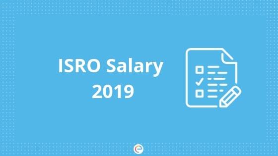 ISRO Salary