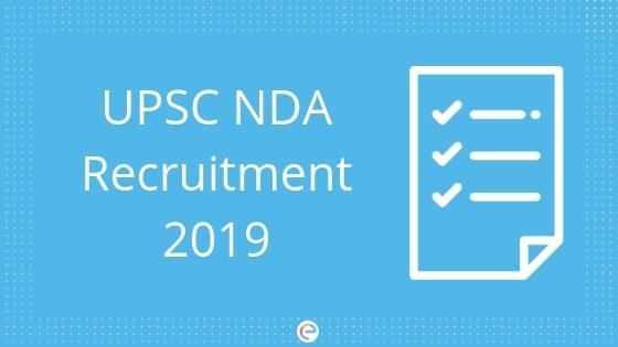NDA Recruitment 2019: 415 Vacancies Announced In NDA & NA