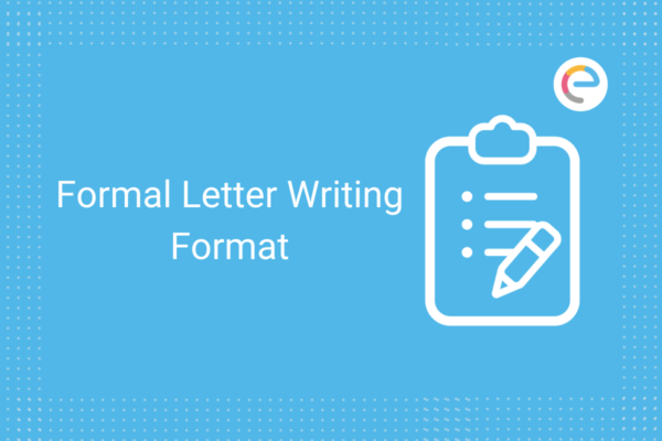 formal letter format for school