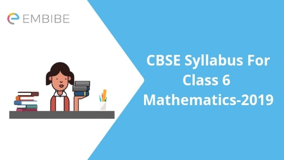 CBSE Syllabus For Class 6 Mathematics