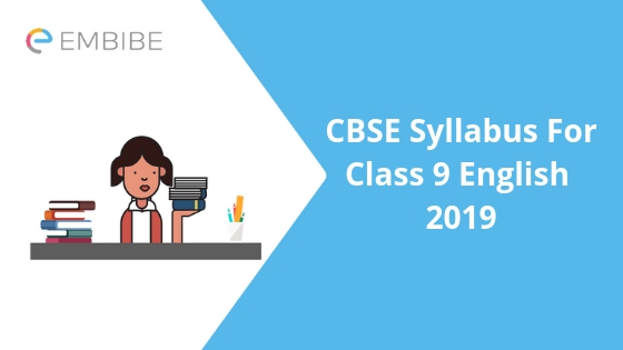 CBSE Syllabus for Class 9 English