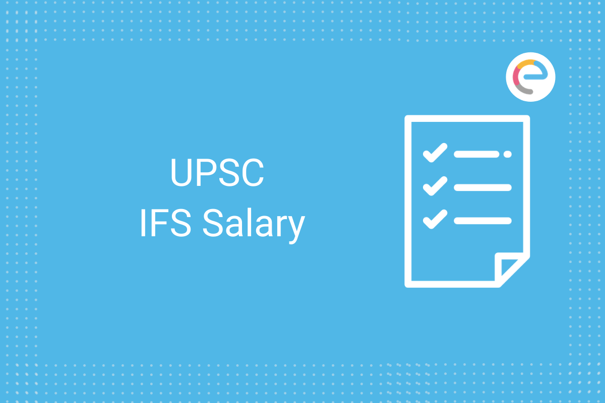 UPSC IFS Salary