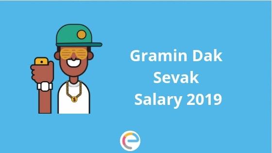 Gramin Dak Sevak Salary, Job Profile, Pay Scale & Perks Here