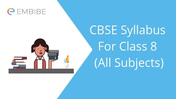 CBSE Syllabus For Class 8