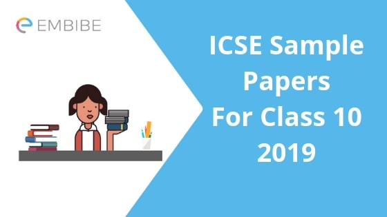 ICSE Sample Papers For Class 10 | Download Sample Papers And