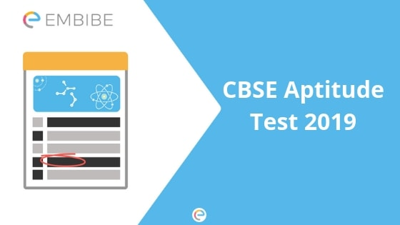 CBSE Aptitude Test 2019 | CBSE Had Introduced KYA (Know Your