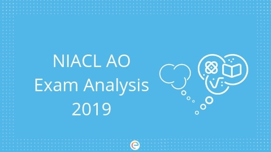 NIACL AO Exam Analysis