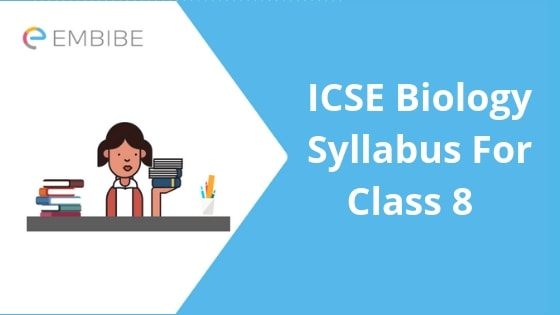 ICSE Syllabus For Class 8 Biology
