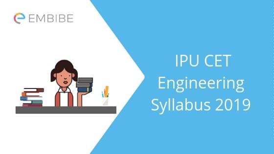 IPU CET Syllabus