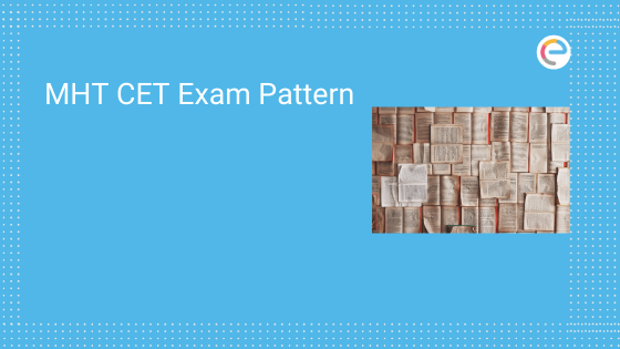 MHT CET Exam Pattern