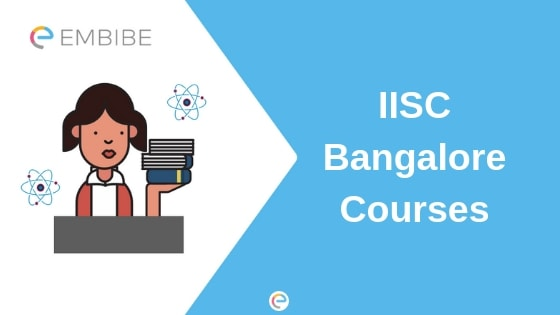 IISC Bangalore Courses