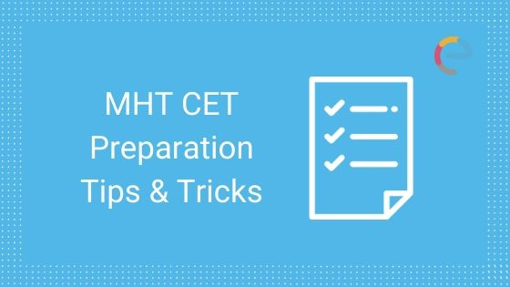 mht cet preparation tips and tricks