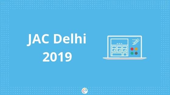 JAC Delhi 2019