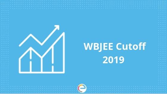 wbjee cutoff 2019