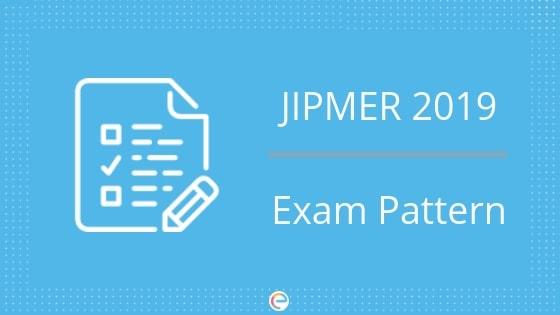 JIPMER Exam Pattern