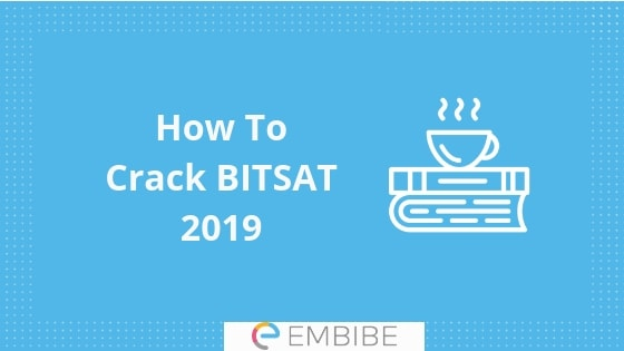 How to crack BITSAT