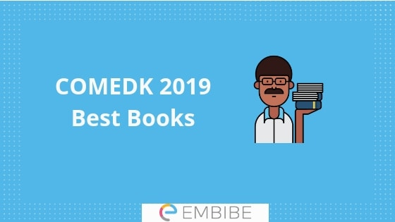 COMEDK Books 2019 |Best COMEDK UG Preparation Books For 2019 Exam