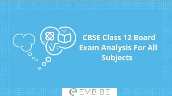 CBSE Class 12 Board Exam 2019 – Check CBSE Class 12 Maths Paper Analysis Now