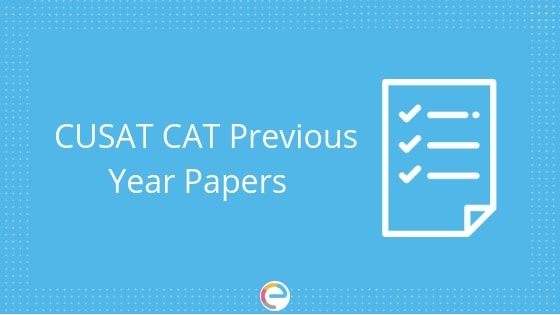 Cat Previous Year Question Paper Pdf