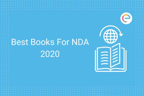 Best Books For NDA 2020