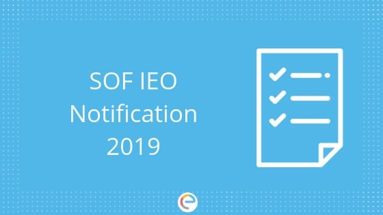 IEO Notification 2019 | English Olympiad Registration, Exam
