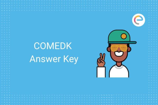 COMEDK Answer Key