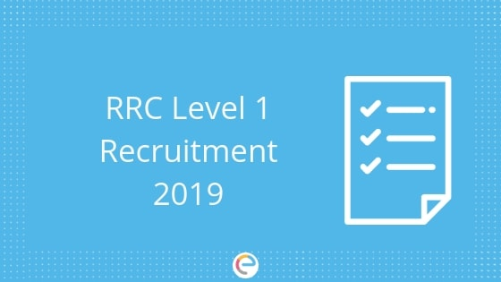 RRC Group D Recruitment
