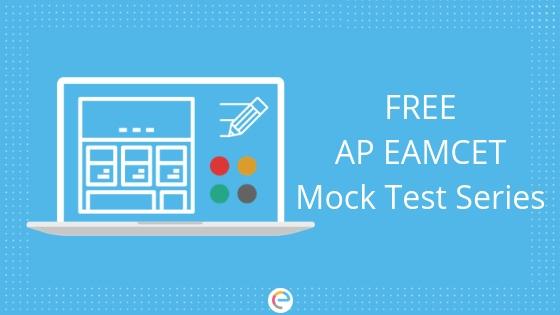 AP EAMCET Mock Test 2019-Embibe