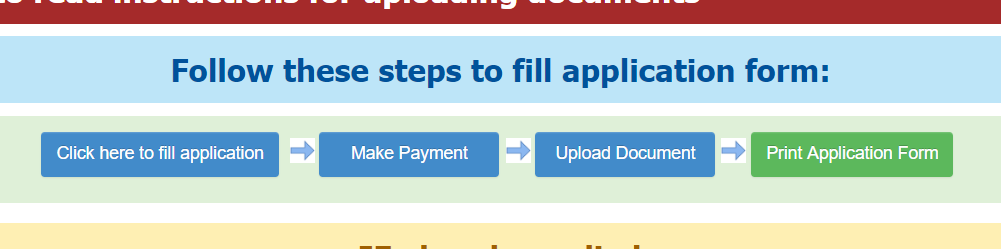 How To Fill JKCET Application Form