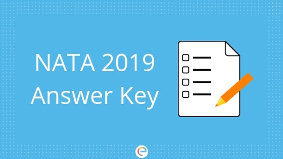 NATA Answer Key 2019 | Download NATA Answer Key & Solutions For All Sets Here