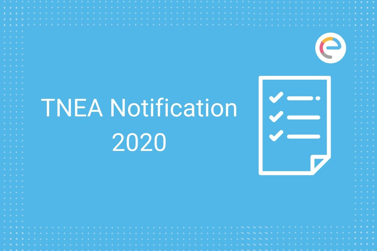 TNEA Notification