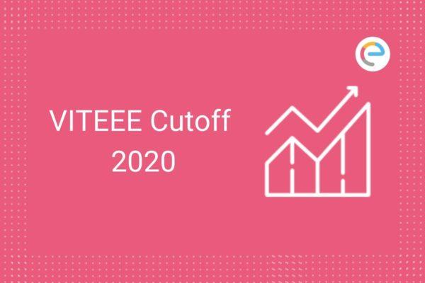 VITEEE Cut Off