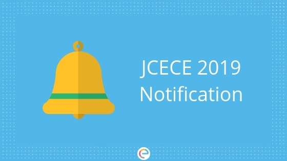 JCECE 2019 Notification embibe