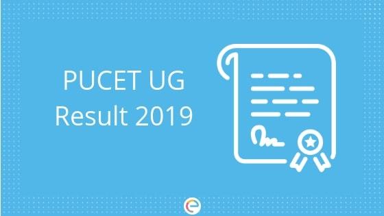 PUCET Result 2019