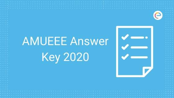AMUEEE Answer Key 2020