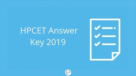 HPCET Answer Key