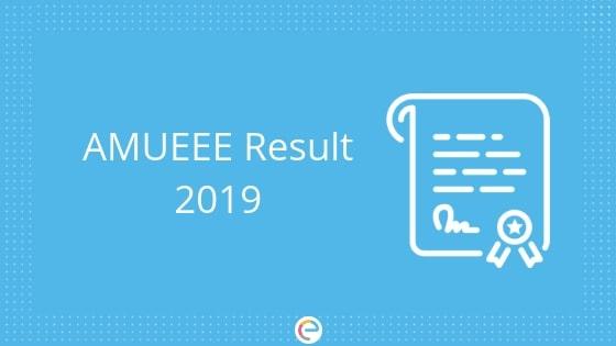 AMUEEE Result 2019