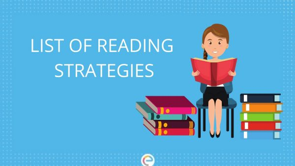 List of reading strategies for Better Text Comprehension : Check out Strategy No.3 !!