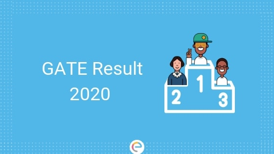 GATE Result 2020: Download GATE 2020 Result, Scorecard @ GOPAS