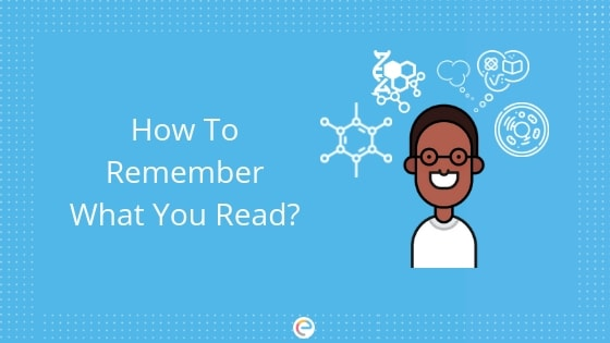 how to remeber what you read