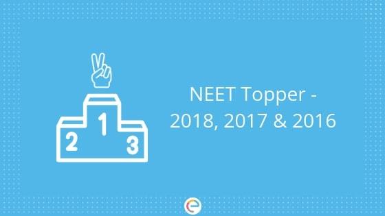 NEET Topper 2018 2017 2016 embibe