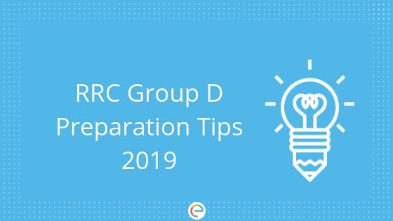 RRC Group D Preparation Tips 2019 | Railway Level 1 Tricks, Strategy