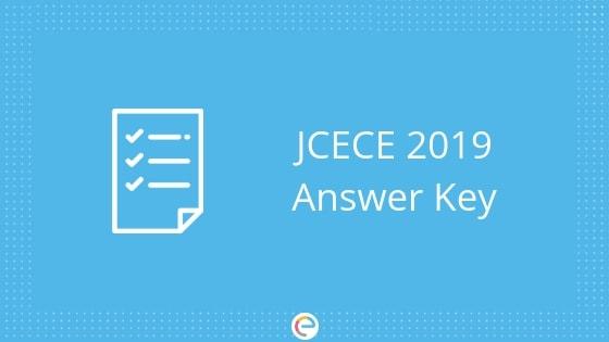 JCECE Answer Key