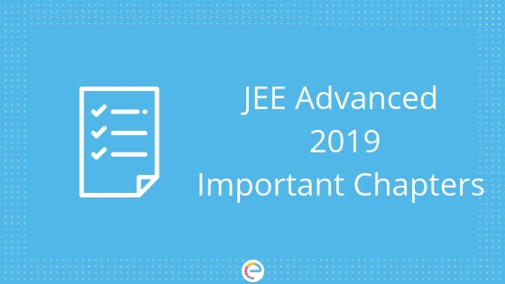 JEE Advanced Important Chapters