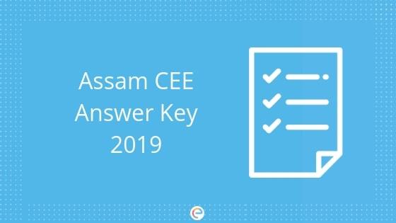 assam cee answer key