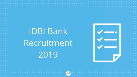 Image result for idbi recruitment 2019
