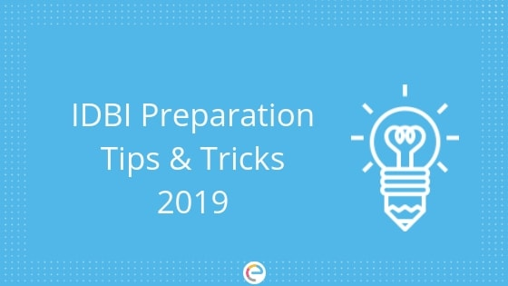 IDBI Preparation