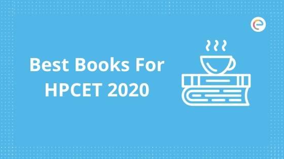 Best Books For HPCET 2020